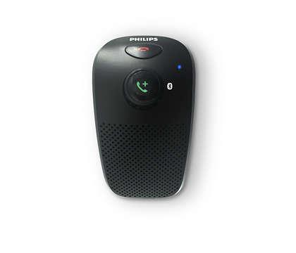 Bluetooth-Freisprecheinrichtung für das Auto