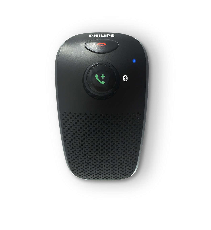 Haut-parleur Bluetooth pour voiture