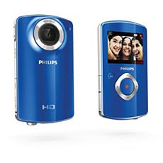 CAM100BU/00 -    HD camcorder