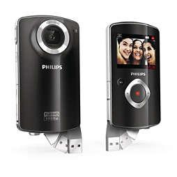 HD-videokamera