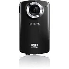 CAM102BL/00  HD camcorder