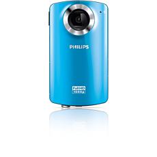CAM102BU/00 -    HD camcorder