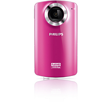 CAM102PK/00  HD camcorder