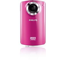 CAM102PK/37  HD camcorder