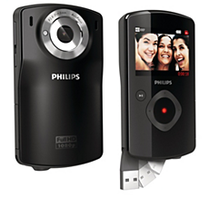 CAM110BL/00  HD camcorder