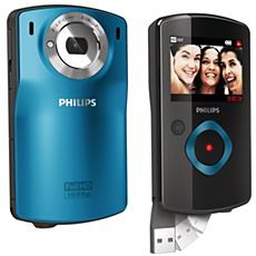 CAM110BU/00  HD camcorder