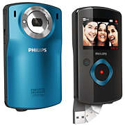 HD video kamera