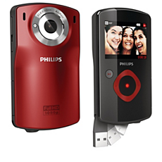 CAM110RD/00 -    HD 攝影機