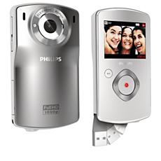 CAM110SL/00 -    HD camcorder