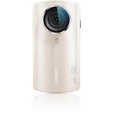 CAM200WH/00 -    videocámara HD