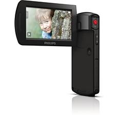 CAM300BL/00  HD camcorder