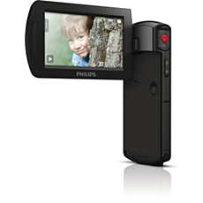 CAM300BL/00 -    HD-camcorder