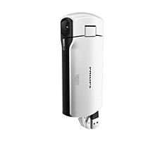 CAM300WH/00 -    HD camcorder