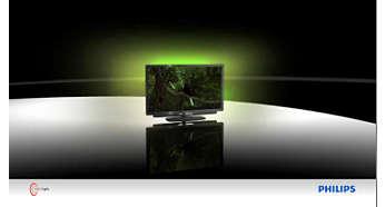 La luz ambiental a todo color mejora la experiencia de visualización