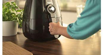 Piezas aptas para el lavavajillas para una limpieza fácil