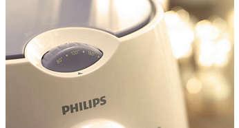 Control de temperatura ajustable para un resultado perfecto