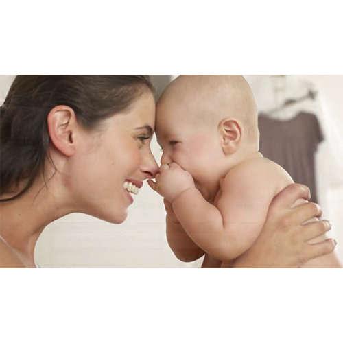 Afsluitring voor babyfles