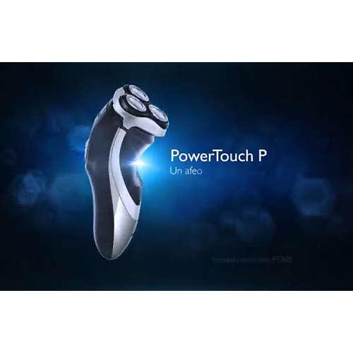 Shaver series 5000 PowerTouch Afeitadora eléctrica en seco