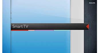 Program Skype™ umożliwia wykonywanie połączeń głosowych i wideo na ekranie telewizora