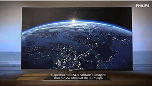 Rezoluţia ultra HD vă oferă imagini extrem de clare