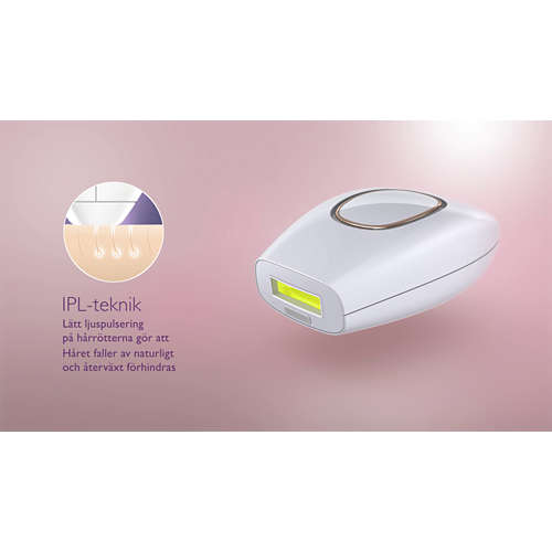 Lumea Comfort IPL-hårborttagningssystem