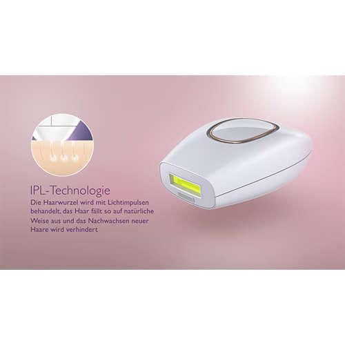 Lumea Comfort IPL Haarentfernungssystem