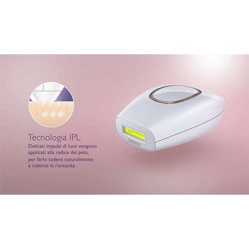 Lumea Comfort Sistema epilazione a luce pulsata