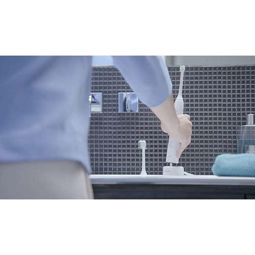 Sonicare HealthyWhite+ Elektrische Schallzahnbürste