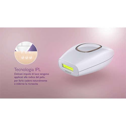 Lumea Essential Dispositivo di epilazione IPL