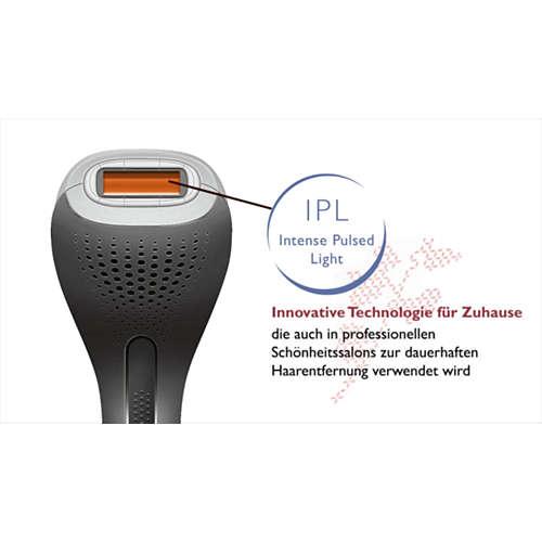 Lumea IPL Haarentfernungssystem