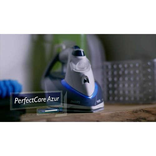 PerfectCare Azur Dampfbügeleisen