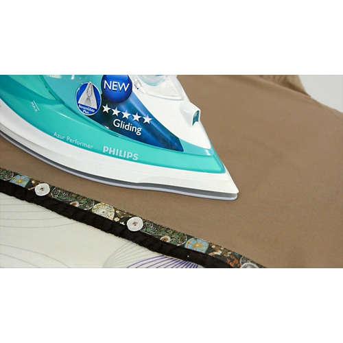 Azur Performer Dampfbügeleisen