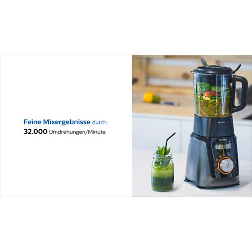 Avance Collection Standmixer mit Kochfunktion