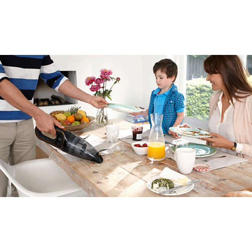 MiniVac Handstaubsauger