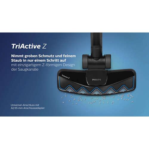TriActive Z-Hartbodendüse