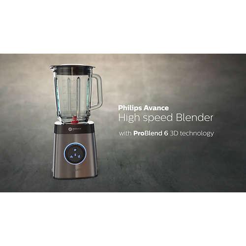 Avance Collection Blender