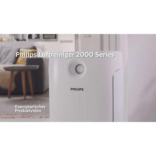 2000 series Luftreiniger