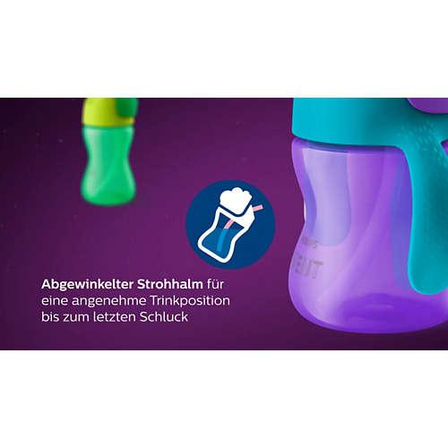 Avent Strohhalmbecher