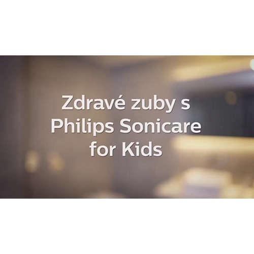 Sonicare For Kids Sonický elektrický zubní kartáček