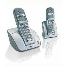 CD1302S/05 -    Sladdlös telefon