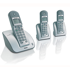 CD1303S/05  Trådløs telefon