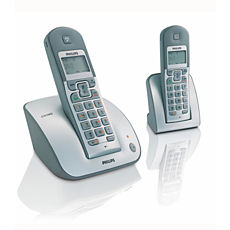 CD1352S/05 -    Sekretarka do telefonu bezprzewodowego
