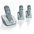 Ασύρματο τηλέφωνο με τηλεφωνητή