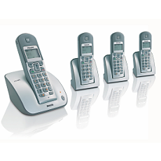 CD1354S/05 -    Cordless phone answer machine