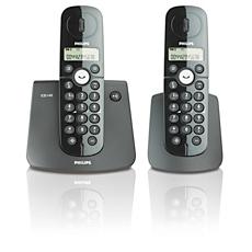 CD1402B/57  Teléfono inalámbrico