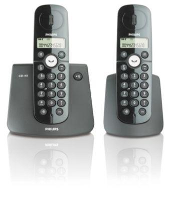 avalia es da telefone sem fio cd1402b 57 philips rh philips com br manual telefone philips cd140 dect 6.0