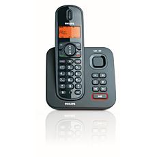 CD1551B/51 -   Perfect sound Беспроводной телефон с автоответчиком