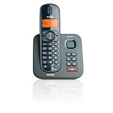 CD1551B/78  Teléf. inalámbrico c/contestadora auto