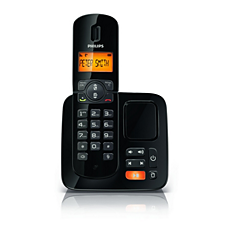 CD1861B/55 BeNear Teléfono inalámbrico con contestadora