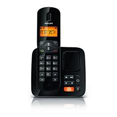 CD1861B/RU -   BeNear Беспроводной телефон с автоответчиком